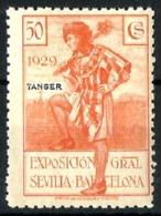 Tánger Nº 44 En Nuevo - Marruecos Español