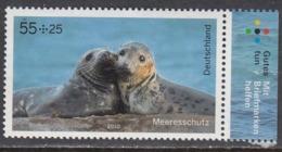 Germany 2010 - Meeresschutz, MNH** - [7] República Federal