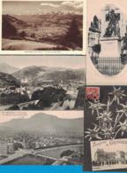 LOT DE 5 CARTES POSTALES DE L'ISERE GRENOBLE VIZILLE - Non Classés