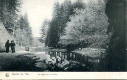 Belgique - Han Sur Lesse - La Lesse à La Sortie - S.A. Grottes De Han Nº 10 - 6521 - Belgique