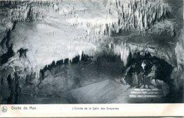 Belgique - Han Sur Lesse - L'entrée De La Salle Des Draperies - S.A. Grottes De Han - 6522 - Belgique