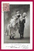CPA Spectacles Et Danses - Le Cake Walk - Mesdemoiselles Louise Et Blanche Mante - Danza