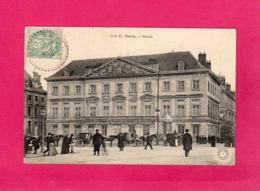 37, Indre-et-Loire, Tours, Musée, Animée, Calèches, 1906, (Grand Bazar) - Tours