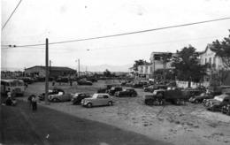 CANET PLAGE  = CARTE PHOTO Bord  De Mer Datée 1947  -   935 - Canet Plage