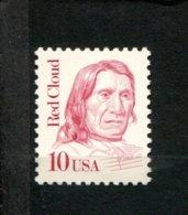 849395716 1987 SCOTT  2175A POSTFRIS MINT NEVER HINGED EINWANDFREI (XX)  GREAT AMERICANS -  RED CLOUD - Vereinigte Staaten