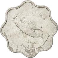Monnaie, MALDIVE ISLANDS, 5 Laari, 1984, TTB+, Aluminium, KM:69 - Maldiven