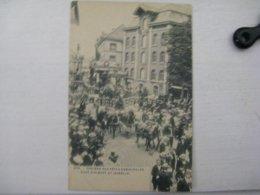Ancien Carte Postale Ath Cortége Folklorique - Ath