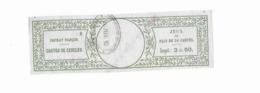 Fiscaux Carte à Jouer De Plus De 36 Cartes - Steuermarken