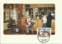 Carte Maximum - Finland - Santa Claus - Pere Noel - Maximum Cards & Covers