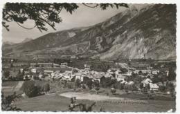 GUILLESTRE Vue Générale - Route Des Grandes Alpes (20557) - Guillestre