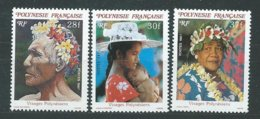 POLYNESIE  N° 272/74 ** TB  2 - Polynésie Française