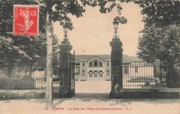 93 Pantin Salle Des Fetes Des Quatre Chemins - Pantin