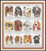 A416 ST. VINCENT FAUNA PETS DOMESTIC ANIMALS DOGS YEAR OF THE DOG 1SH MNH - Honden