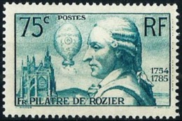 Francia Nº 313 Nuevo* Cat.20€ - Unused Stamps