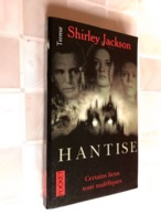 PRESSE POCKET TERREUR N° 9092    HANTISE    Shirley Jackson    254 Pages – 1999 - Fantastic