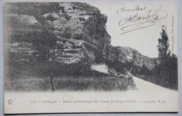 Les Eyzies-de-Tayac-Sireuil (Dordogne), Station Préhistorique Des Eyzies, La Gorge D'Enfer, Laugerie Basse - France