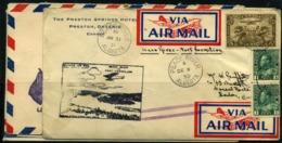 Canadá (Aéreos) Nº 1, 3. Año 1928 - Gebruikt
