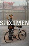 Armée Belge - Bataillon Cycliste - Un Cycliste - Guerre 1914-18