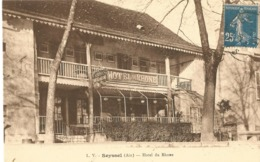 SEYSSEL - Hôtel Du Rhône - Seyssel