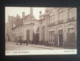 Ypres  Ieper  Rue St Jacques - Ieper