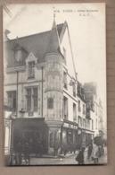 CPA 75 - PARIS 3ème - Hôtel BARBETTE - TB ANIMATION De Rue + TB Devanture MAGASIN Croisement - Paris (03)