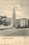 Braine-le-Château - L' Eglise - Nels Série 11 N° 622 - Kasteelbrakel
