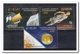Nagorno Karabaki 2009, Postfris MNH, Europe, Space - Postzegels