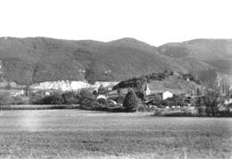 HOSTUN - Vue Panoramique - Tirage D'éditeur N&B Non Dentelé - Otros Municipios