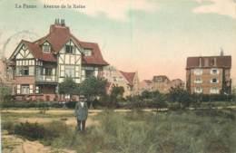 La Panne -Avenue De La Reine - Edit; Moderne - De Panne