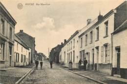 Mons - Havré - Rue Mauvillers - Mons