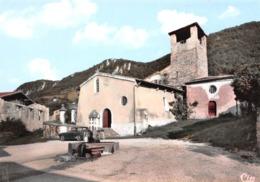 HOSTUN - L'Eglise Romane - Fontaine - Otros Municipios