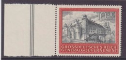 Dt.Bes.2.WK Generalgouvernement MiNr. 125 ** - Occupation 1938-45