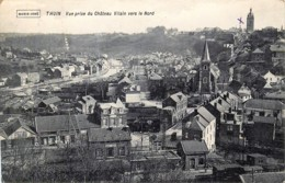 Thuin - Vue Prise Du Château Vilain Vers Le Nord - Thuin