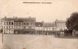 Breteuil - Place Du Marché - Breteuil