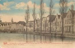 Bruges - Le Quai Sainte-Anne - Brugge