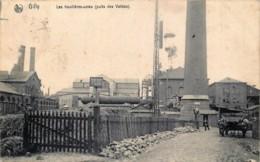 Charleroi - Gilly - Les Houilières-Unies ( Puits Des Vallées ) - Charleroi