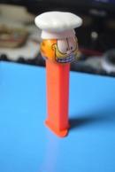 Rare Pez  Garfield Us Patent Sans Lieu De Fabrication - Pez
