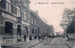 Jemeppe-sur-Sambre - Moustier-sur-Sambre - Rue De La Station - Jemeppe-sur-Sambre