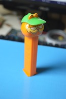 Rare Pez  Garfield Us Patent Autriche - Pez