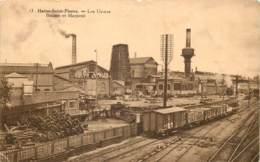 La Louvière - Haine-Saint-Pierre - Les Usines Baume Et Marpent - La Louvière
