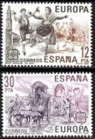 España. Spain. 1981. EUROPA Cept - 1931-Hoy: 2ª República - ... Juan Carlos I