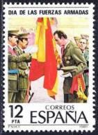 España. Spain. 1981. Dia De Las Fuerzas Armadas - Militares
