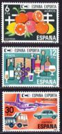 España. Spain. 1981. Exportaciones Españolas. Naranjas. Vinos. Vehiculos - 1931-Hoy: 2ª República - ... Juan Carlos I