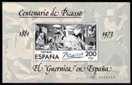 España. Spain. 1981. El Guernica. Pablo Ruiz Picasso - Picasso