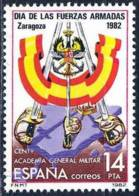 España. Spain. 1982. Dia De La Fuerzas Armadas - Militares