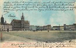 Saint-Nicolas - La Grand' Place Et L' Hôtel De Ville - Sint-Niklaas