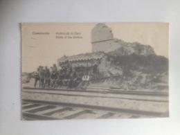 Caeskerke  Kaaskerke  Diksmuide  Ruines De La Gare  Ruins Of The Station - Diksmuide