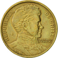 Monnaie, Chile, Peso, 1979, TTB, Aluminum-Bronze, KM:208a - Chile