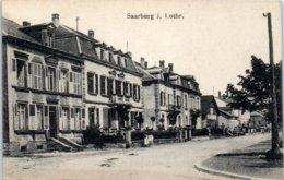 ALLEMAGNE --  SAARBURG - Lothr. - Saarburg