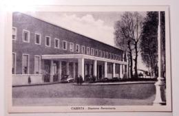 Caserta - Stazione Ferroviaria - Anni 1940-'50? - Train Rail Station - Caserta